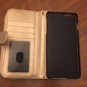 iPhone 6s Plus wallet/case